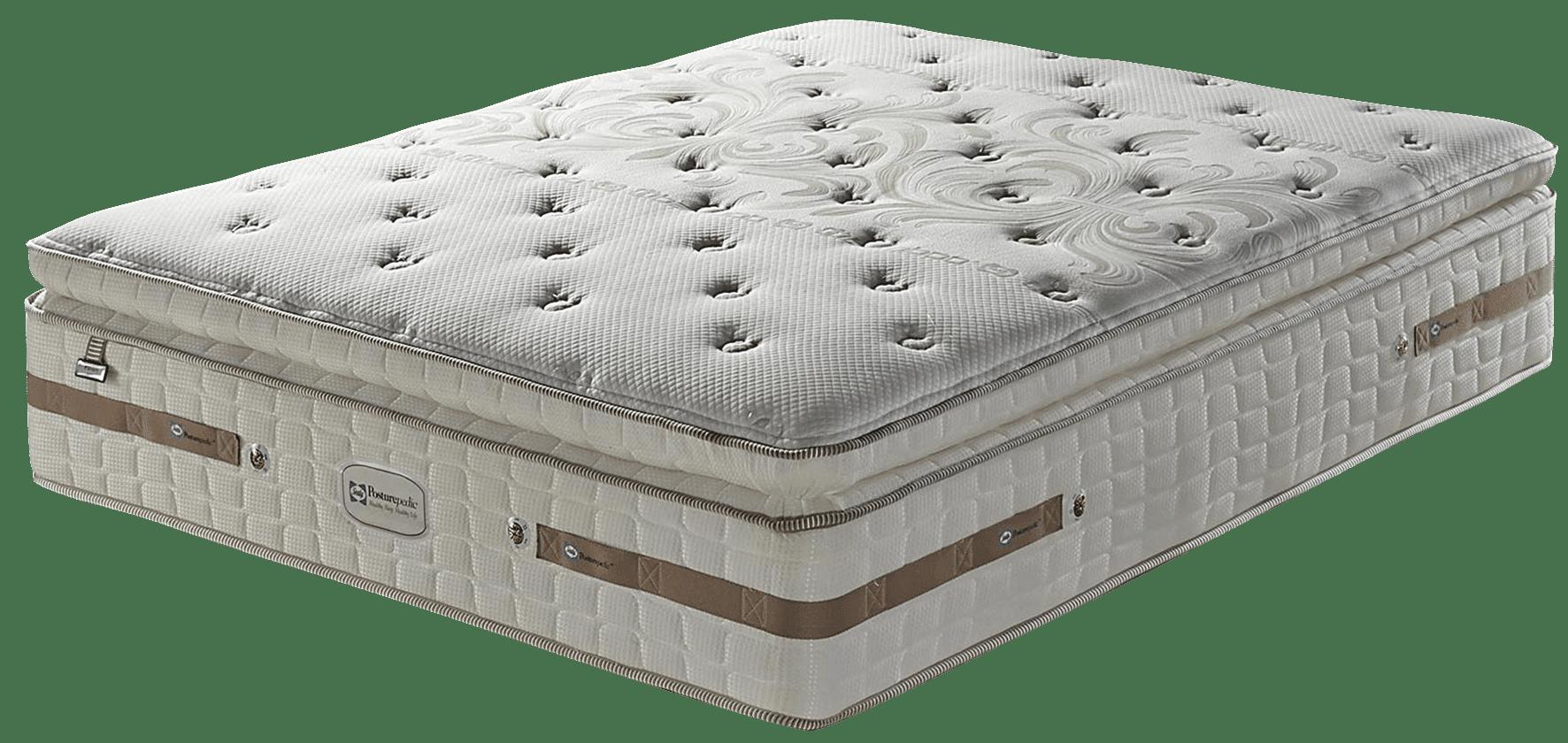 Sealy Custer Gel Plush Pillow Top Mattress Queen Std Length